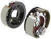 "Electric Trailer Brake Kit w/ Dust Shields - Self-Adjusting - 12-1/4"" - Left/Right Hand - 10K Brake Set AKEBRK-10"