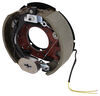 "Electric Trailer Brake with Dust Shield - Self-Adjusting - 12-1/4"" - Left Hand - 10,000 lbs"