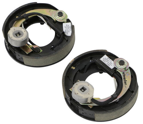 Electric Trailer Brake Kit 7 Left And Right Hand Emblies 2 000 Lbs