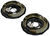 etrailer trailer brakes electric drum brake set kit - 12 inch left and right hand assemblies 5 200 lbs to 7 000