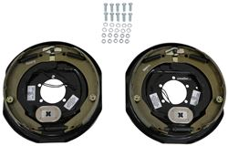 "Electric Trailer Brake Kit - 12"" - Left and Right Hand Assemblies - 5,200 lbs to 7,000 lbs"