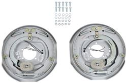 "Electric Trailer Brake Kit - Dacromet - 12"" - Left and Right Hand Assemblies - 5.2K to 7K"