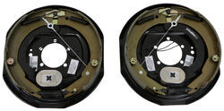 "Electric Trailer Brake Kit - Self-Adjusting - 12"" - Left and Right Hand Assemblies - 5.2K to 7K"