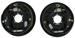 "Hydraulic Brake Kit - Uni-Servo - Free Backing - 12"" - Left/Right Hand Assemblies - 5.5K to 7K"