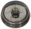 AKHD-545-35-K - 1/2 Inch Stud etrailer Hub with Integrated Drum
