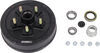 "Trailer Hub and Drum Assembly - 3,500-lb E-Z Lube Axles - 10"" Diameter - 5 on 5 L68149 AKHD-550-35-EZ-K"