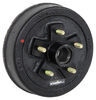 AKHD-550-35-K - 1/2 Inch Stud etrailer Hub with Integrated Drum