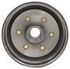 "Trailer Hub and Drum Assembly - 3,500-lb Axles - 10"" Diameter - 6 on 5-1/2 1/2 Inch Stud AKHD-655-35-K"
