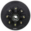 "Trailer Hub and Drum Assembly - 7,000-lb Axles - 12"" Diameter - 8 on 6-1/2 - Pre-Greased Standard AKHD-865-7-1-K"