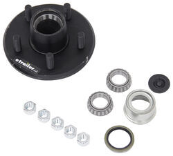 "Trailer Idler Hub Assembly for 2,000-lb E-Z Lube Axles - 13"" to 15"" Wheels - 5 on 4-1/2"
