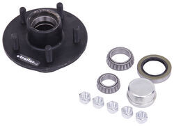 Trailer Idler Hub Assembly for 3,500-lb Axles - 5 on 4-3/4