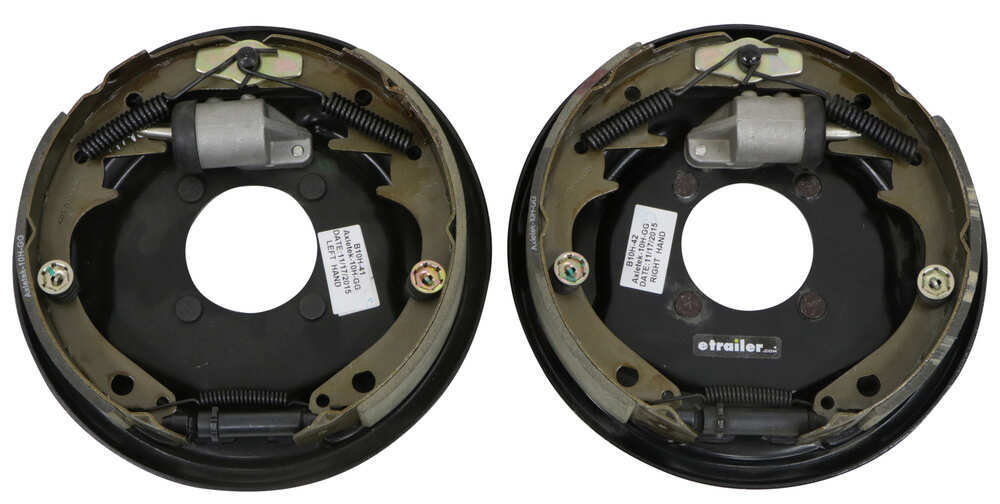"Hydraulic Trailer Brake Kit - Uni-Servo - 10"" - Left and Right Hand Assemblies - 3,500 lbs Single Servo AKUBRK-35"