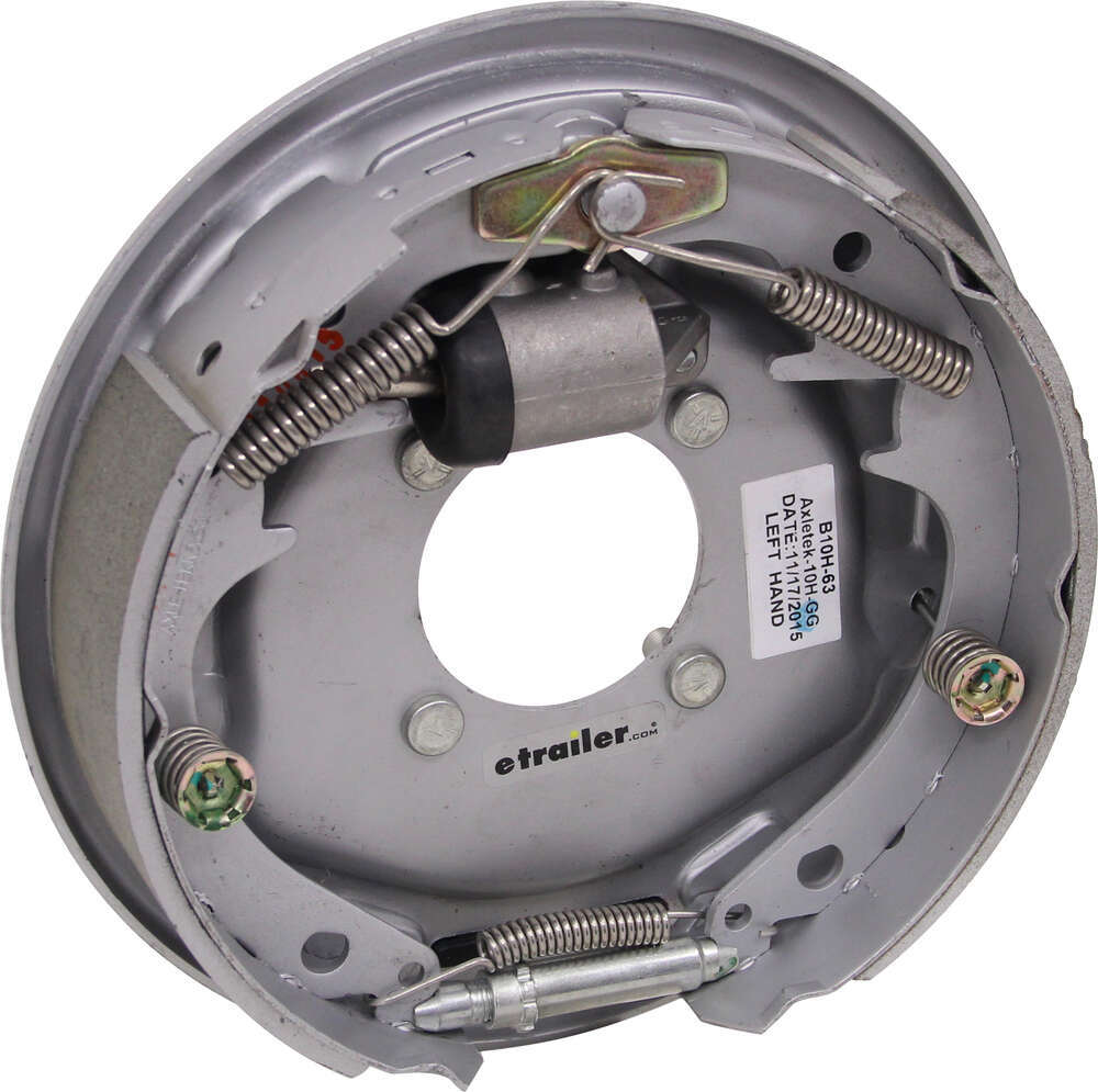 AKUBRK-35L-D - Hydraulic Drum Brakes etrailer Accessories and Parts