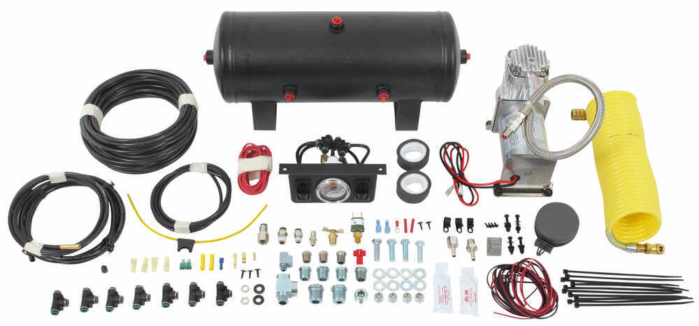Air Lift Air Suspension Compressor Kit - AL25572