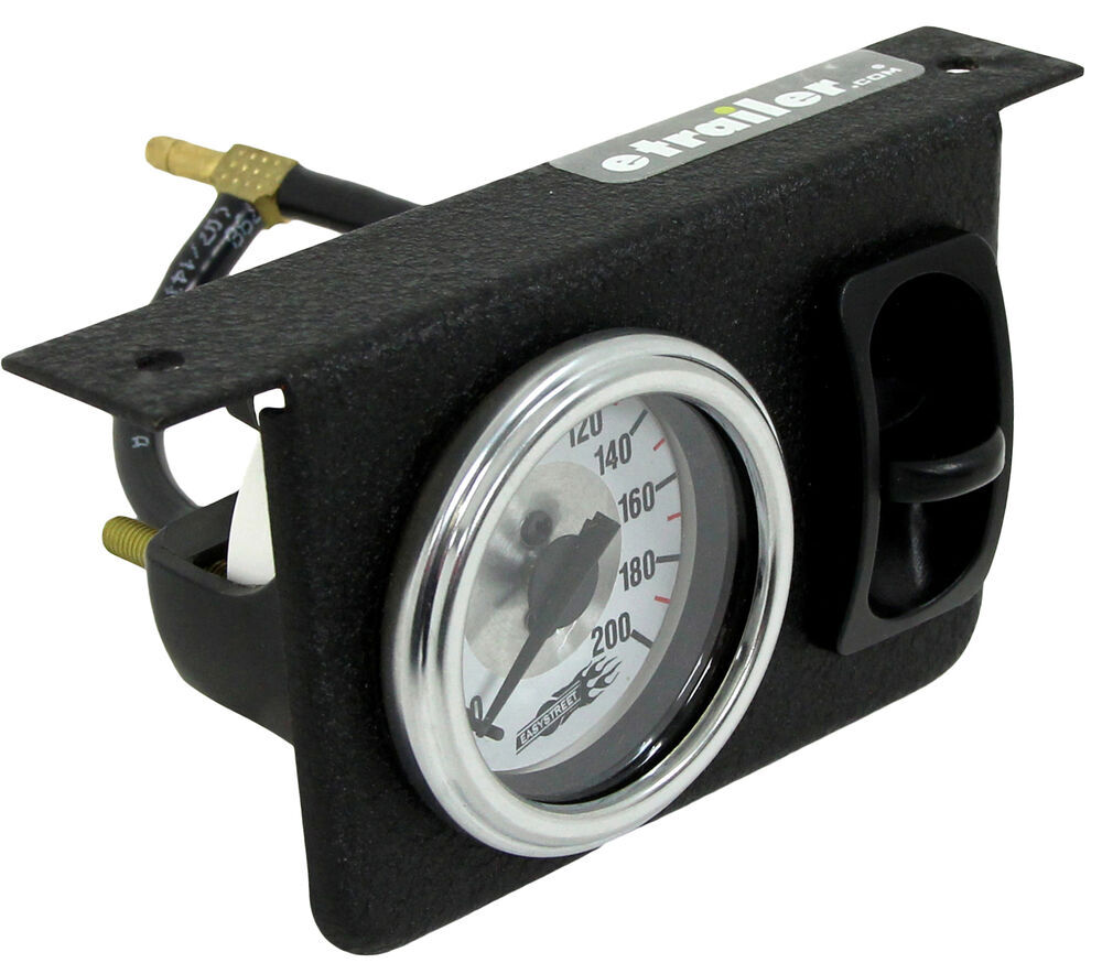 Fork Lift Gauge : Air lift single needle gauge panel with one paddle switch