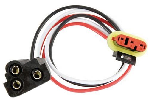 Compare 3-Wire Pigtail vs Three-Wire Straight | etrailer.com