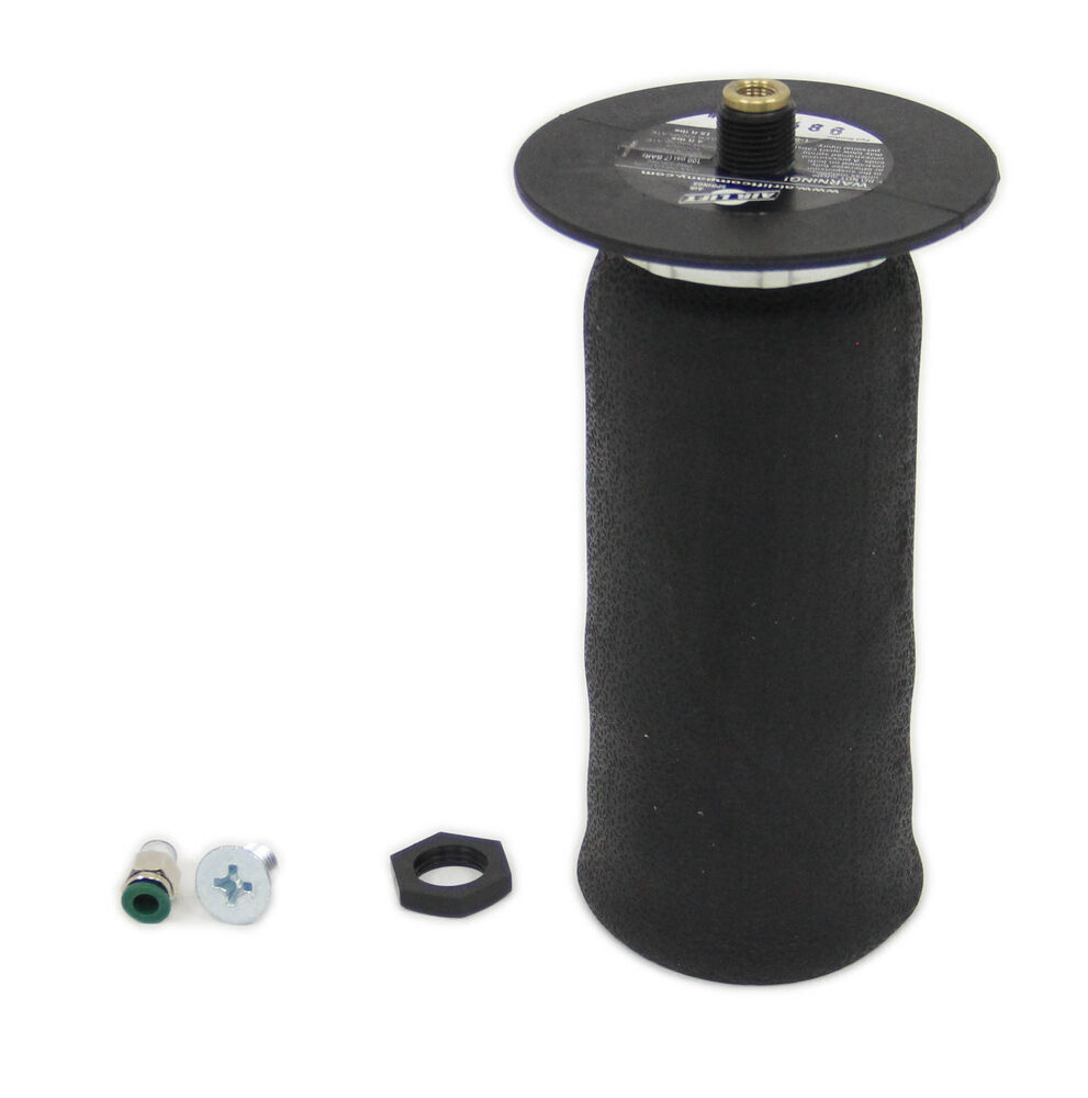 Air Lift Parts : Replacement air spring for lift ride control qty