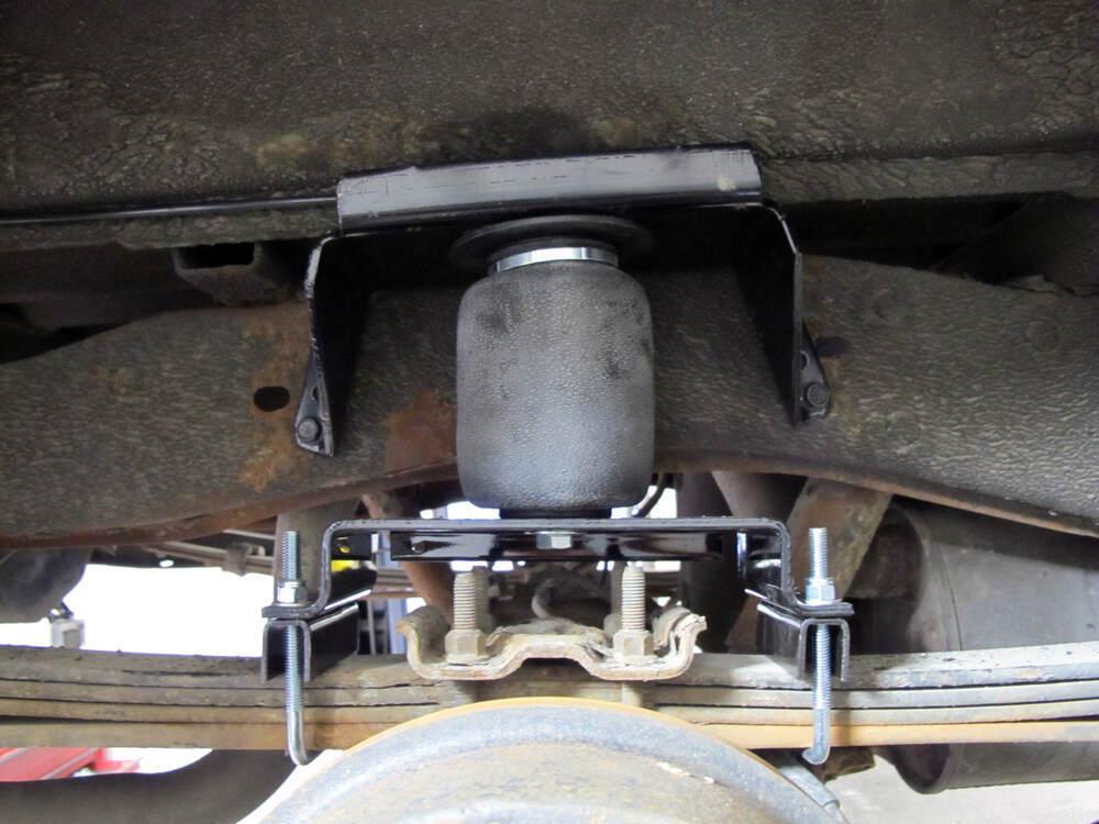 1999 Ford Ranger Rear Axle : Ford ranger air lift ride control helper springs