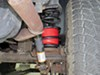 AL60811 - Standard Duty Air Lift Vehicle Suspension on 2004 Jeep Wrangler