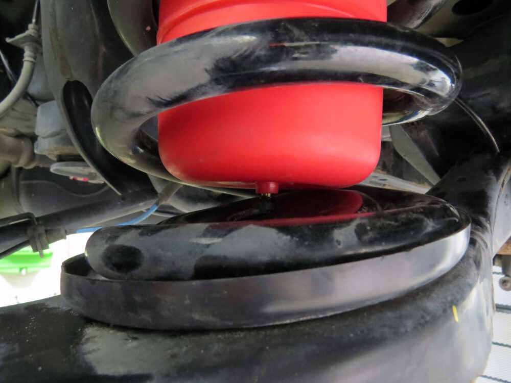 honda odyssey air lift airlift  air helper springs  coil springs rear
