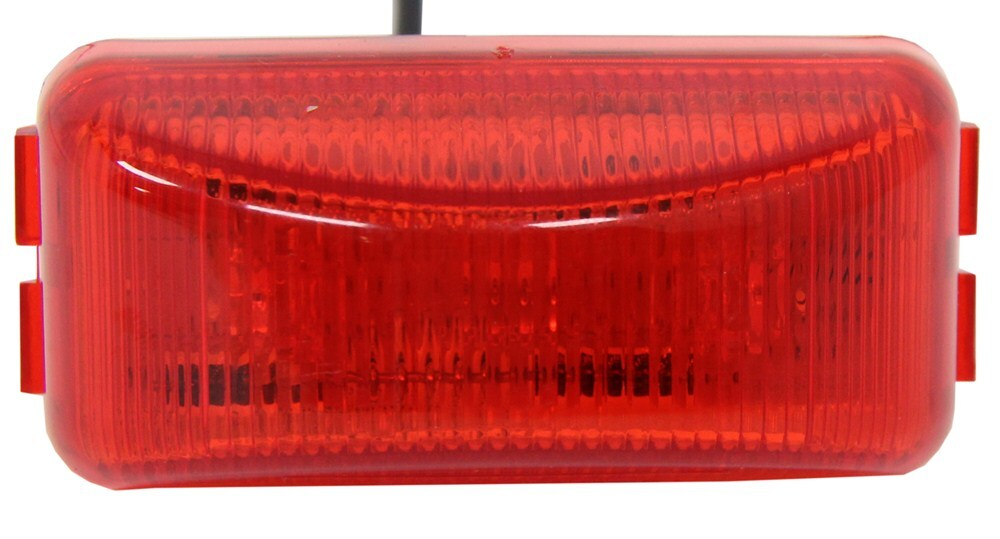 Optronics Mini Thin Line Sealed Led Marker Clearance Light