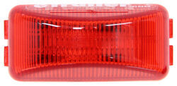 Thinline LED Clearance and Side Marker Light - Submersible - 3 Diodes - Rectangle - Red