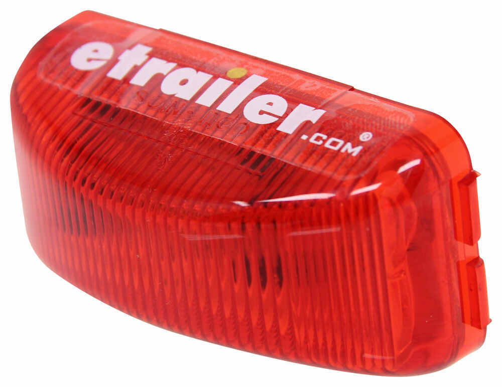 Thinline Led Clearance And Side Marker Light Submersible