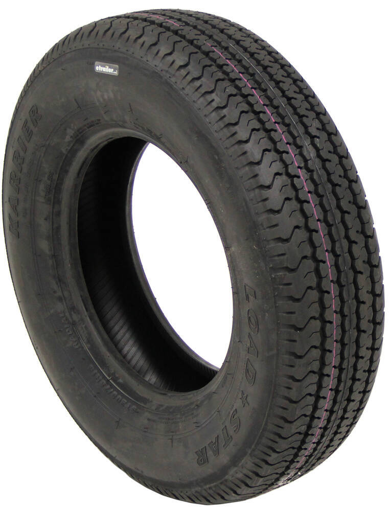 Karrier ST205/75R14 Radial Trailer Tire - Load Range D Kenda Tires and Wheels AM10235