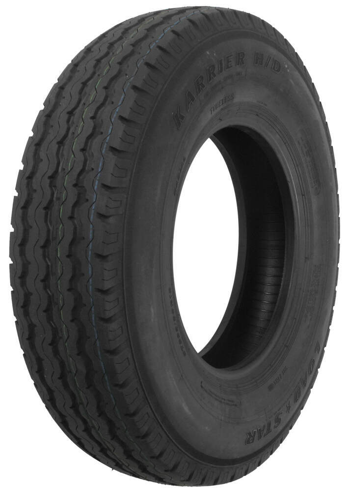 Kenda Tires Review >> Karrier ST235/85R16 Radial Trailer Tire - Load Range F Kenda Tires and Wheels AM10501