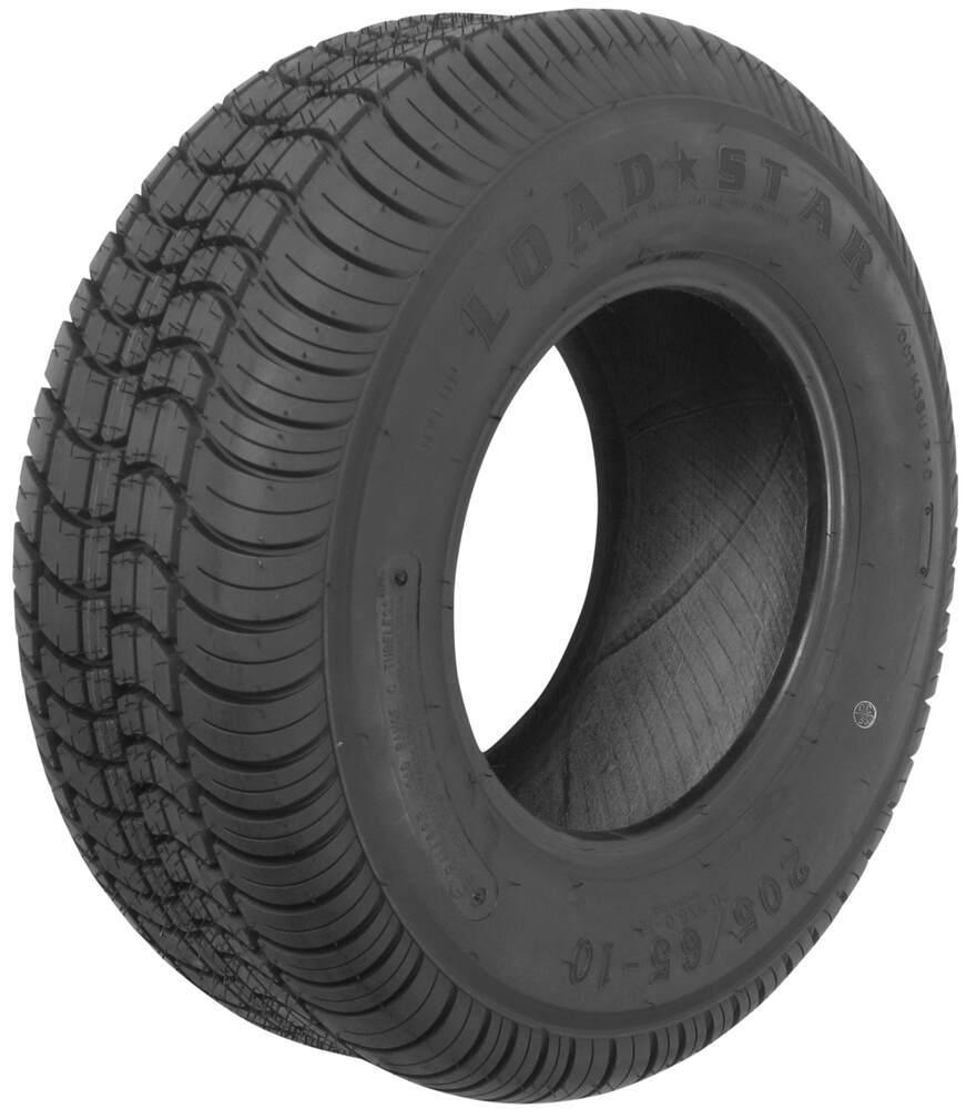 Bias Ply Tires >> Loadstar K399 Bias Trailer Tire - 205/65-10 - Load Range C ...