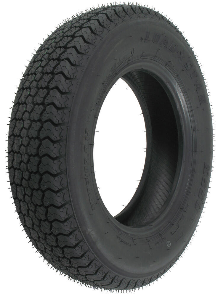 22 Inch Tires >> Loadstar ST175/80D13 Bias Trailer Tire - Load Range D Kenda Tires and Wheels AM1ST77