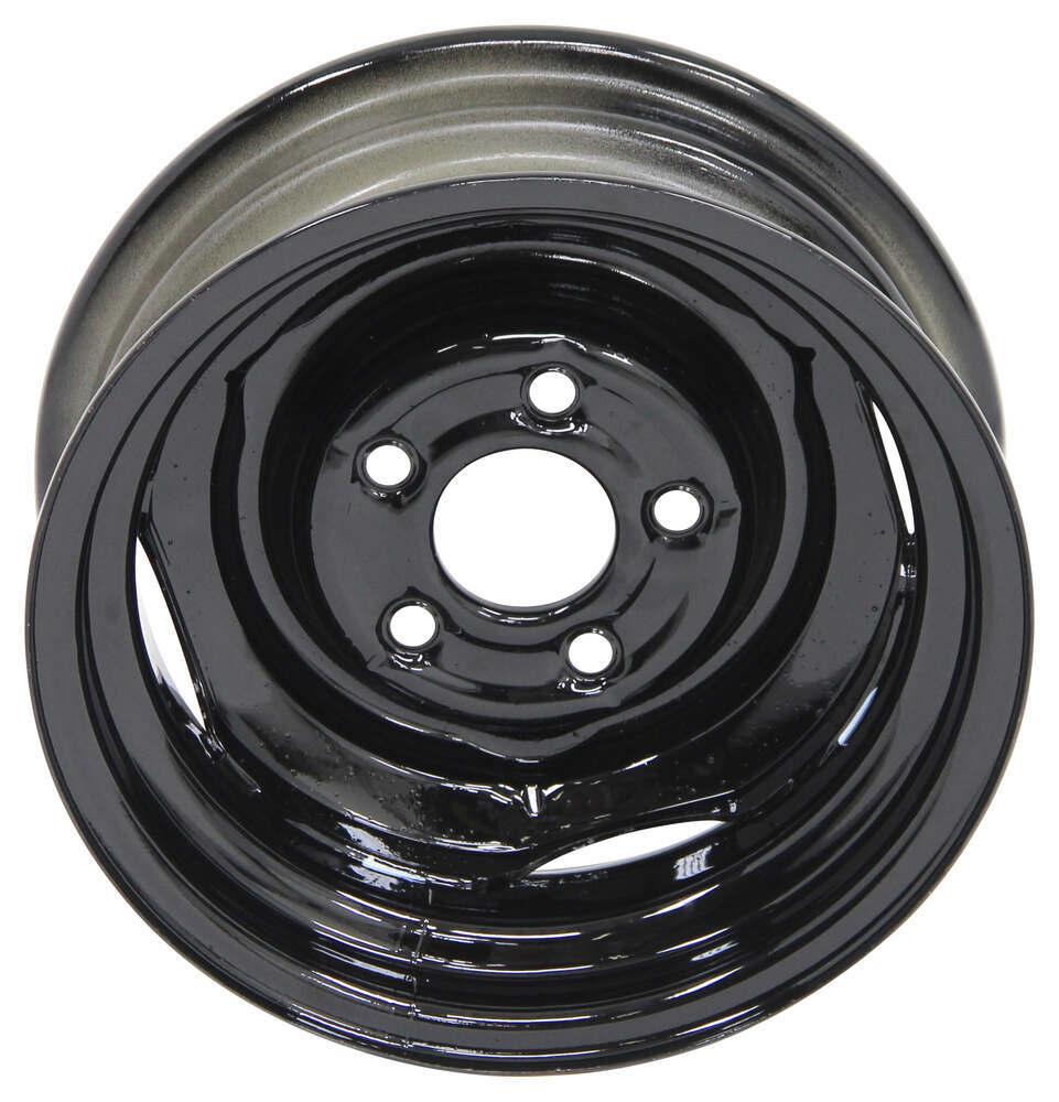Dexstar Conventional Steel Wheel with Offset - 13