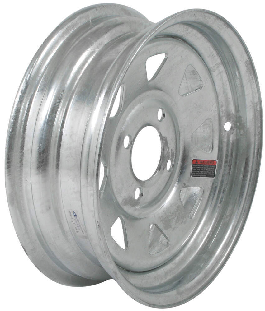 AM20224 - 4 on 4 Inch Americana Tires and Wheels
