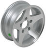 hwt trailer tires and wheels 13 inch 5 on 4-1/2 aluminum hi-spec series 04 star mag wheel - x rim