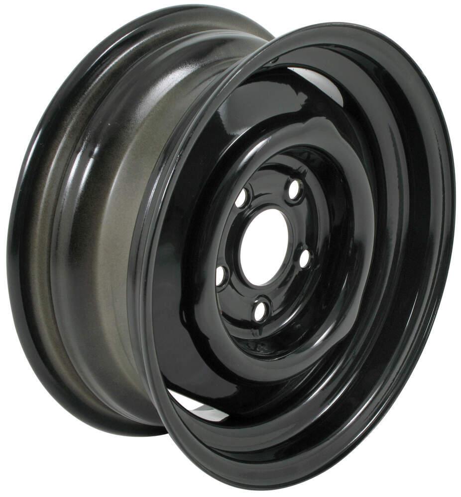 Dexstar Conventional Steel Wheel with Offset - 14