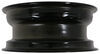 "Dexstar Conventional Steel Wheel - 15"" x 6"" Rim - 6 on 5-1/2 - Black Powder Coat Steel Wheels - Powder Coat AM20514"