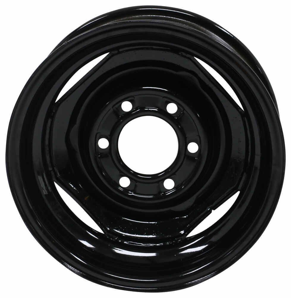 Dexstar Conventional Steel Wheel - 15