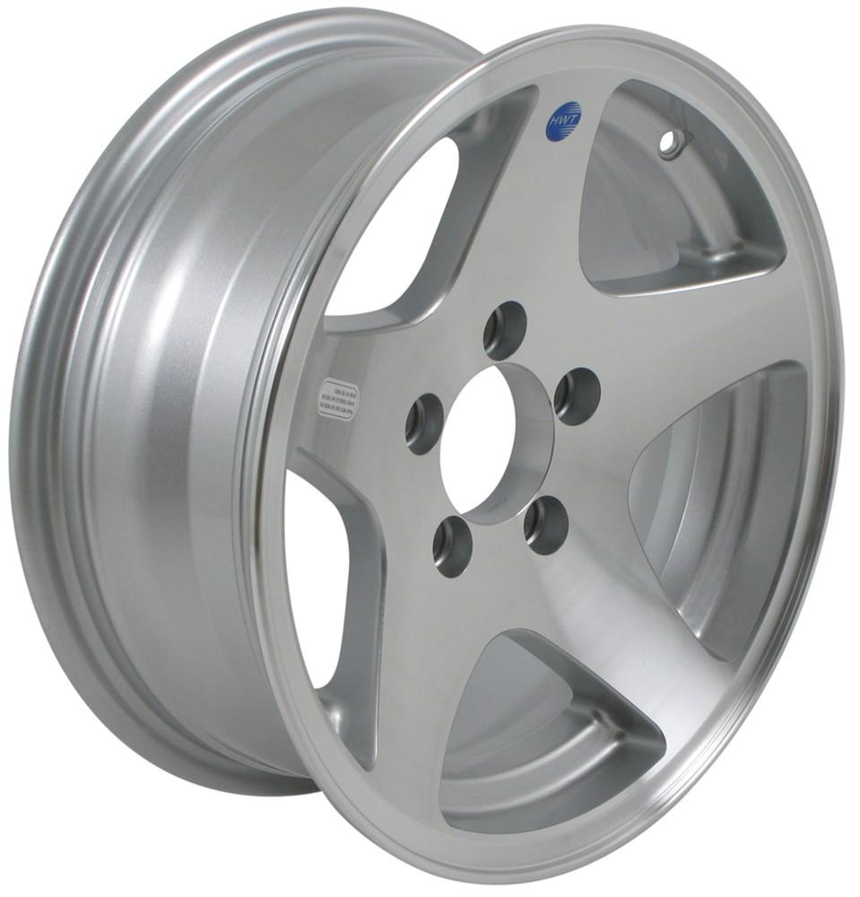 aluminum hi spec series 04 star mag trailer wheel 15 x 6 rim 5 on 4 1 2 hwt tires and. Black Bedroom Furniture Sets. Home Design Ideas