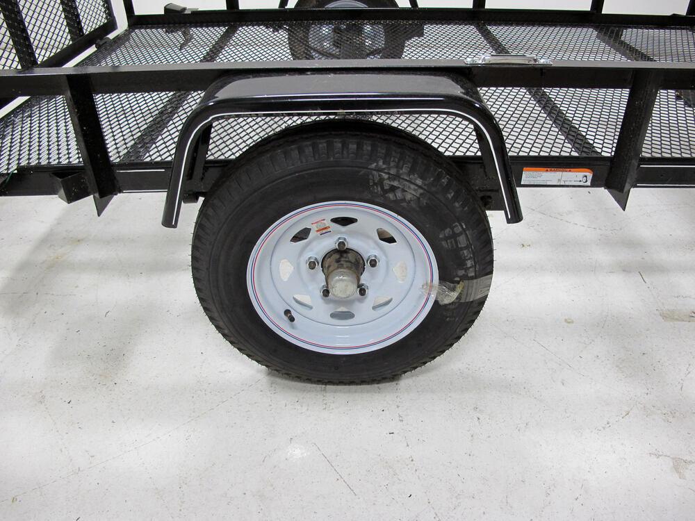 2015 honda pilot dexstar steel spoke trailer wheel 15 x for 2015 honda pilot tires