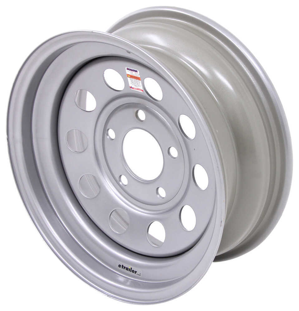 Dexstar 5 on 5 Inch Tires and Wheels - AM20538DX