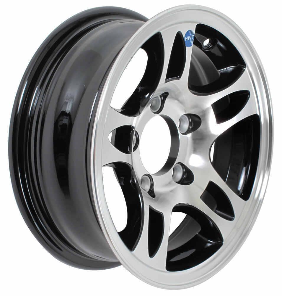 Aluminum Hi Spec Series S5 Trailer Wheel 13 X 5 Rim 5 On 4 1 2