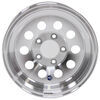 "Aluminum HWT Hi-Spec Series 03 Mod Trailer Wheel - 14"" x 5-1/2"" Rim - 5 on 4-1/2 5 on 4-1/2 Inch AM22327"