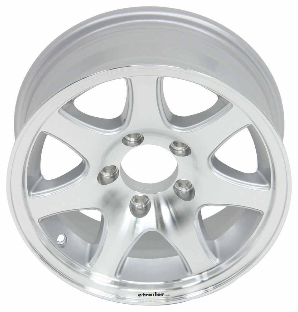 Compare Aluminum Sendel vs Loadstar ST205/75D14 | etrailer.com