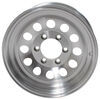 "Aluminum HWT Hi-Spec Series 03 Mod Trailer Wheel w/-8mm Offset - 16"" x 7"" Rim - 6 on 5-1/2 Best Rust Resistance AM22657"