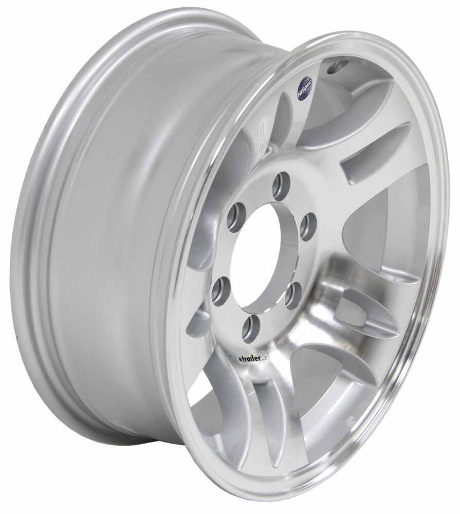 Tires and Wheels AM22658HWT - Aluminum Wheels,Boat Trailer Wheels - HWT