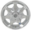hwt trailer tires and wheels wheel only 16 inch aluminum hi-spec series 06 - x 7 rim 8 on 6-1/2 silver