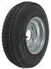 "Kenda 4.80/4.00-8 Bias Trailer Tire with 8"" Galvanized Wheel - 4 on 4 - Load Range B"