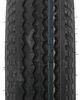 "Kenda 4.80/4.00-8 Bias Trailer Tire with 8"" White Wheel - 5 on 4-1/2 - Load Range C 4.80/4.00-8 AM30060"
