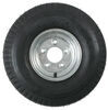 kenda trailer tires and wheels tire with wheel 8 inch 5.70-8 bias galvanized - 5 on 4-1/2 load range d