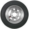 kenda trailer tires and wheels tire with wheel 12 inch loadstar 4.80-12 bias galvanized - 5 on 4-1/2 load range c